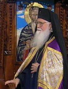 Metropolitan Bishop SIMEON of Bulgarian Orthodox Eparchy of Western and Central Europe